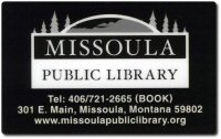 apply for a public library card