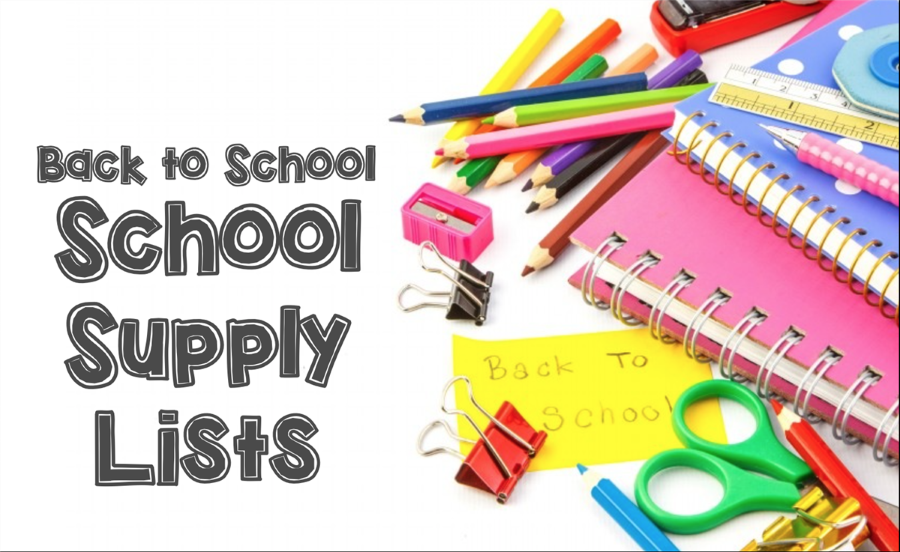 Paxson PTA / School Supply Lists