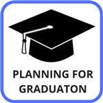 Planning For Graduation Icon