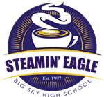 Steamin Eagle Logo