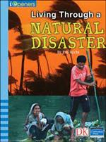 Living Through a Natural Disaster book cover