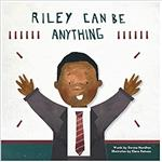 Riley Can Be Anything book image