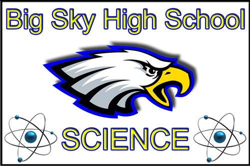 Big Sky Science Department