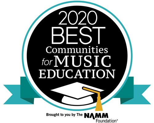 Best Communities for Music Education NAMM Foundation