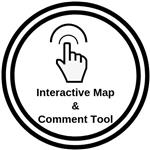 Interactive Map and Comment Tool