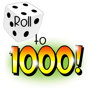 Roll to 1000 Game Link