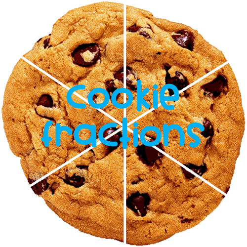 Cookie Fractions Game Link
