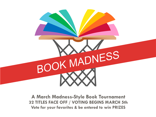 Book Madness voting begins March 5
