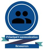 Principal Communication Icon