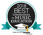 MCPS Best Communities for Music Education Award