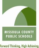 Missoula County Public School logo
