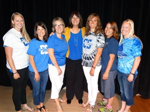 Porter Staff with Denise Juneau