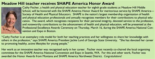 Shape Award
